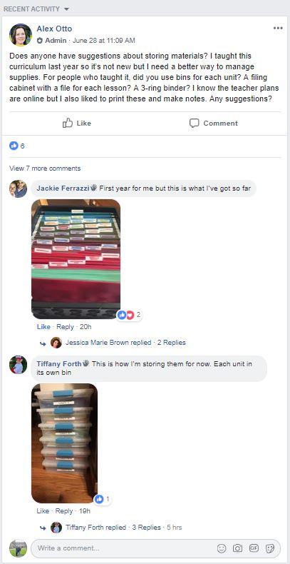 facebook community 1